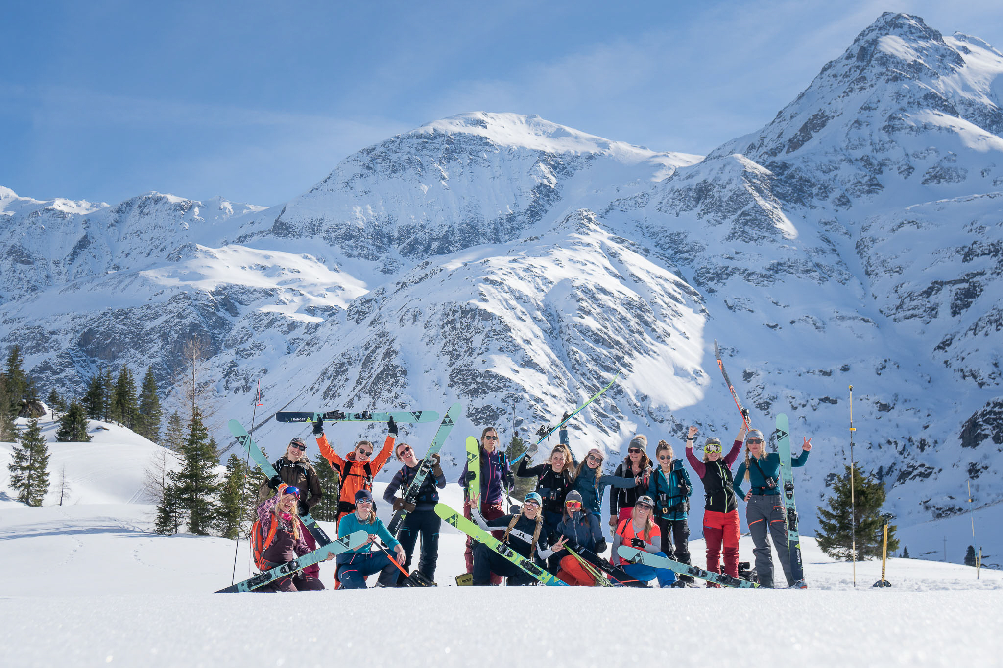 #shadesofwinter Camp Gastein 2019
